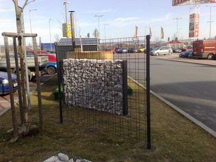Montáž plotů praha
